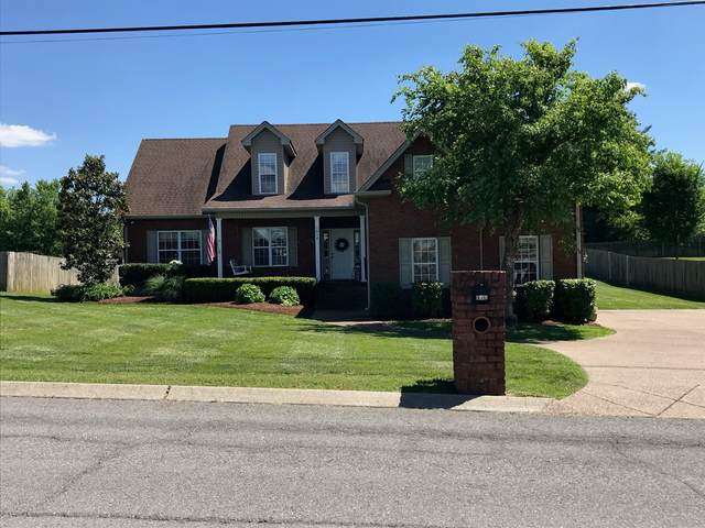 1016 Windsong Trl, Greenbrier, TN 37073 (MLS #RTC2273457) :: Ashley Claire Real Estate - Benchmark Realty