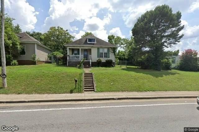 1010 Douglas Ave, Nashville, TN 37206 (MLS #RTC2273494) :: Nashville on the Move