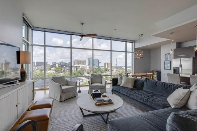 700 12th Ave S #711, Nashville, TN 37203 (MLS #RTC2273518) :: DeSelms Real Estate