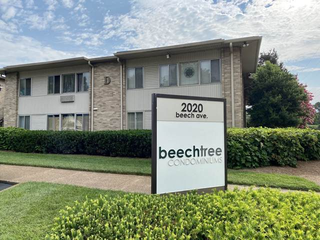 2020 Beech Ave D7, Nashville, TN 37204 (MLS #RTC2273554) :: Amanda Howard Sotheby's International Realty
