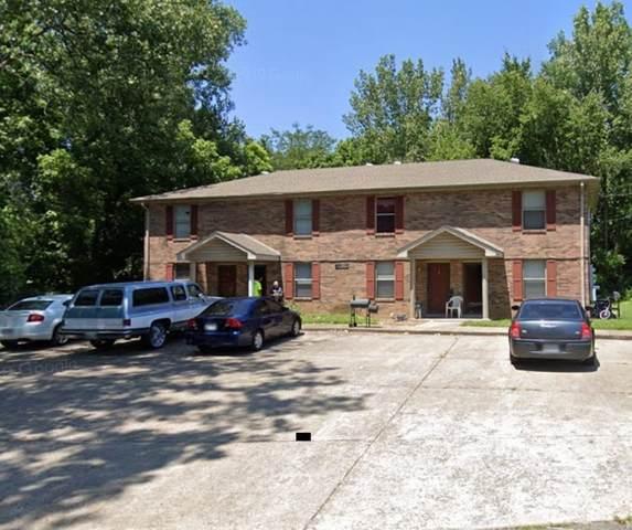 101 Tandy Dr, Clarksville, TN 37042 (MLS #RTC2273626) :: Felts Partners