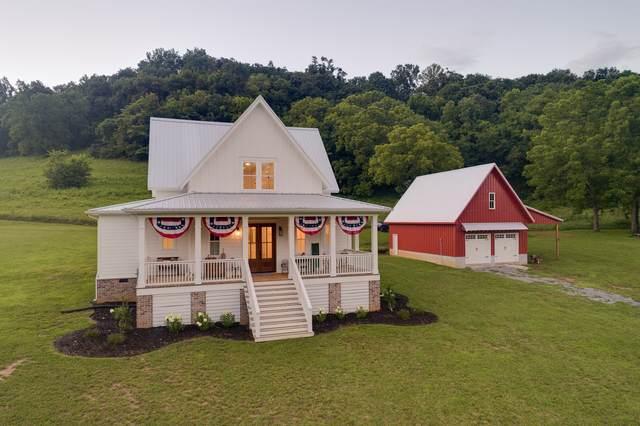 204 Puncheon Camp Ln, Bell Buckle, TN 37020 (MLS #RTC2273653) :: Team George Weeks Real Estate