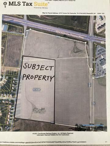 0 Pea Ridge Rd,, Clarksville, TN 37040 (MLS #RTC2273669) :: Village Real Estate