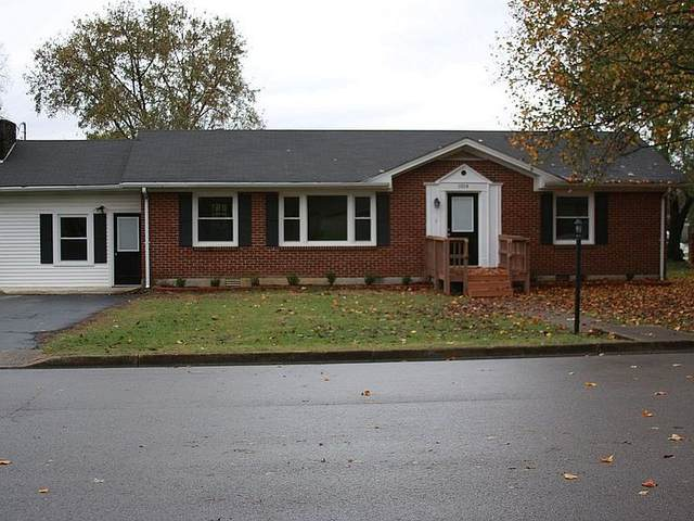 1014 2nd Ave, Fayetteville, TN 37334 (MLS #RTC2273754) :: DeSelms Real Estate