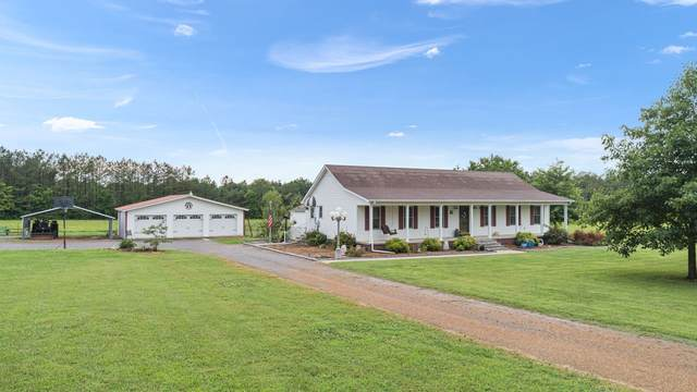629 Mcmahan Rd, Bradyville, TN 37026 (MLS #RTC2273758) :: Team George Weeks Real Estate
