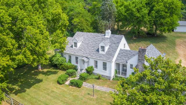 806 Old Hickory Blvd, Brentwood, TN 37027 (MLS #RTC2273839) :: Cory Real Estate Services