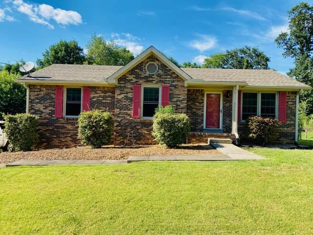 935 Poppy Dr, Clarksville, TN 37042 (MLS #RTC2273934) :: Nashville on the Move