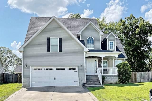 1204 Morstead Dr, Clarksville, TN 37042 (MLS #RTC2273940) :: DeSelms Real Estate