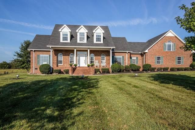 115 Rock Bridge Rd, Gallatin, TN 37066 (MLS #RTC2273950) :: Cory Real Estate Services