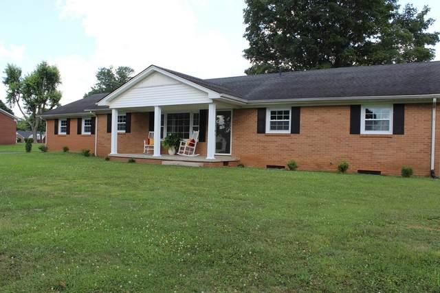 1504 Ann Rd, Lawrenceburg, TN 38464 (MLS #RTC2273969) :: Nashville on the Move