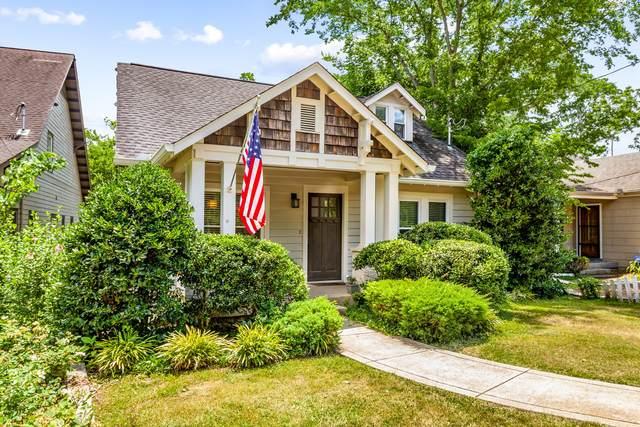 4009 Utah Ave, Nashville, TN 37209 (MLS #RTC2274043) :: RE/MAX Homes and Estates, Lipman Group