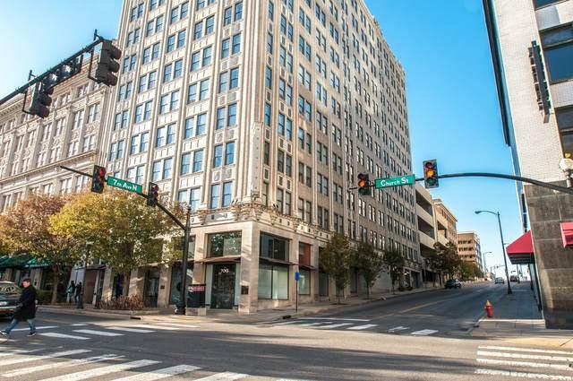 700 Church St #702, Nashville, TN 37203 (MLS #RTC2274077) :: Nashville on the Move