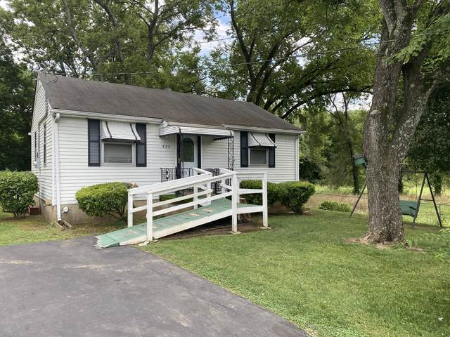 927 Marilyn Drive, Nashville, TN 37209 (MLS #RTC2274141) :: Village Real Estate