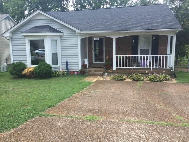 509 Heritage Ln, Madison, TN 37115 (MLS #RTC2274163) :: Nashville on the Move