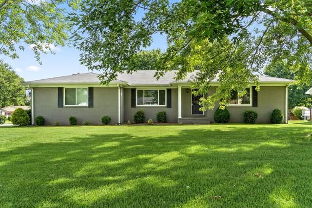 801 Oak Hurst Dr, Hopkinsville, KY 42240 (MLS #RTC2274220) :: Nashville on the Move