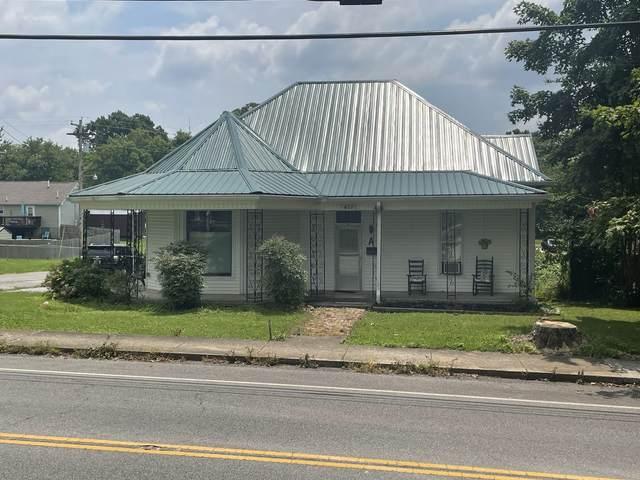411 Center Ave, Dickson, TN 37055 (MLS #RTC2274313) :: Village Real Estate