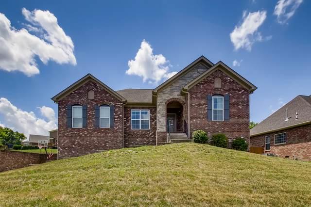2106 Oaksprings Pl, Mount Juliet, TN 37122 (MLS #RTC2274355) :: Team George Weeks Real Estate