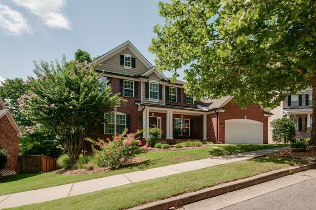 813 Silverbrook Court, Nashville, TN 37221 (MLS #RTC2274406) :: DeSelms Real Estate