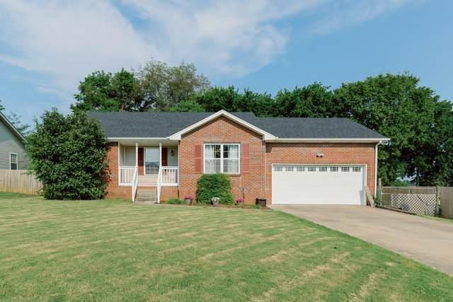 3750 Heather Dr, Clarksville, TN 37042 (MLS #RTC2274431) :: RE/MAX Fine Homes