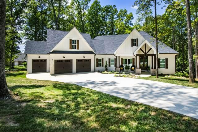 1913 Harbor Ln, Dandridge, TN 37725 (MLS #RTC2274442) :: DeSelms Real Estate
