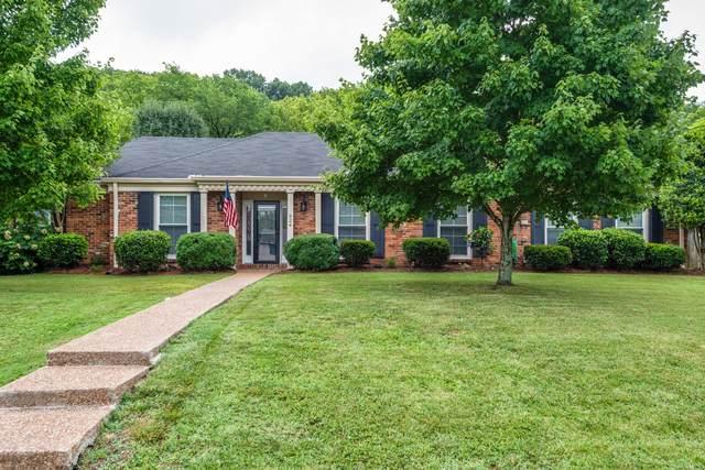 924 Percy Warner Blvd, Nashville, TN 37205 (MLS #RTC2274488) :: John Jones Real Estate LLC
