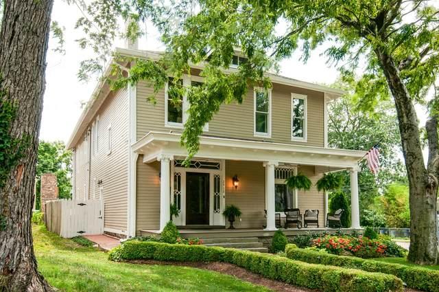 2512 Oakland Ave, Nashville, TN 37212 (MLS #RTC2274510) :: DeSelms Real Estate
