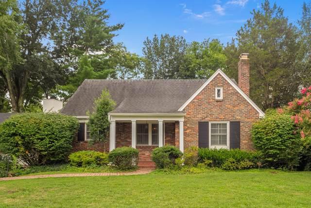 3605 Wimbledon Rd, Nashville, TN 37215 (MLS #RTC2274579) :: Movement Property Group