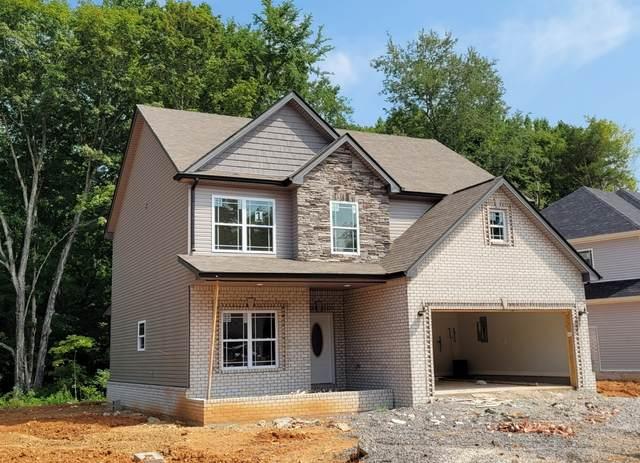 1 Glenstone Village, Clarksville, TN 37043 (MLS #RTC2274581) :: The Miles Team | Compass Tennesee, LLC