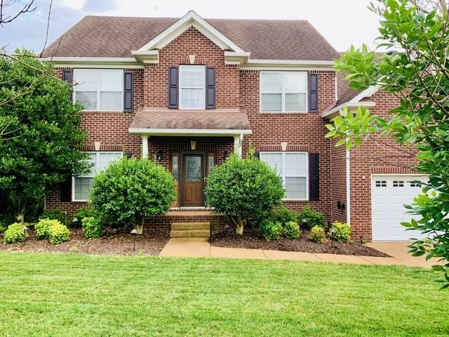 1406 Baileys Barn Ct, Spring Hill, TN 37174 (MLS #RTC2274602) :: Nashville on the Move