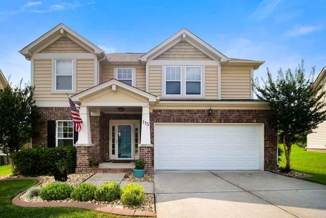 115 Villa Way, Hendersonville, TN 37075 (MLS #RTC2274660) :: Nashville on the Move