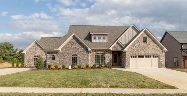 1073 Veridian Drive Unit 8A, Clarksville, TN 37043 (MLS #RTC2274664) :: Cory Real Estate Services