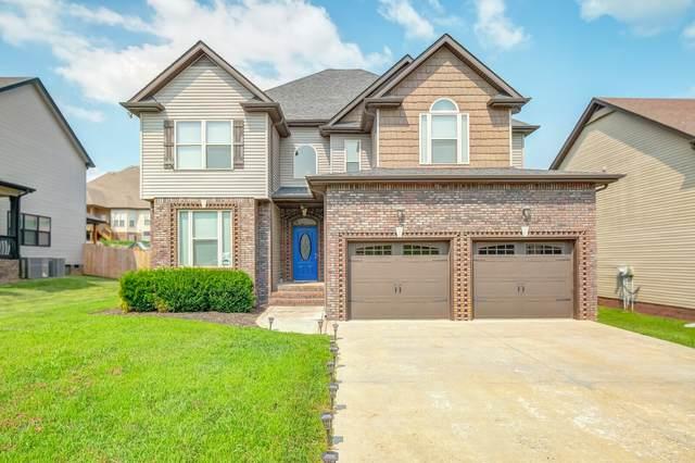 1487 Raven Rd, Clarksville, TN 37042 (MLS #RTC2274750) :: Oak Street Group