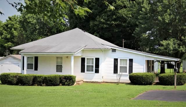 2168 Hampshire Pike, Columbia, TN 38401 (MLS #RTC2274751) :: Village Real Estate