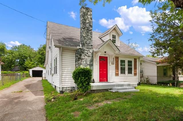 334 Whitsett Rd, Nashville, TN 37210 (MLS #RTC2274791) :: Nashville on the Move