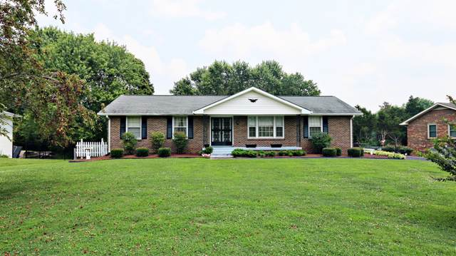 350 Kimbrough Rd, Clarksville, TN 37043 (MLS #RTC2274797) :: Exit Realty Music City