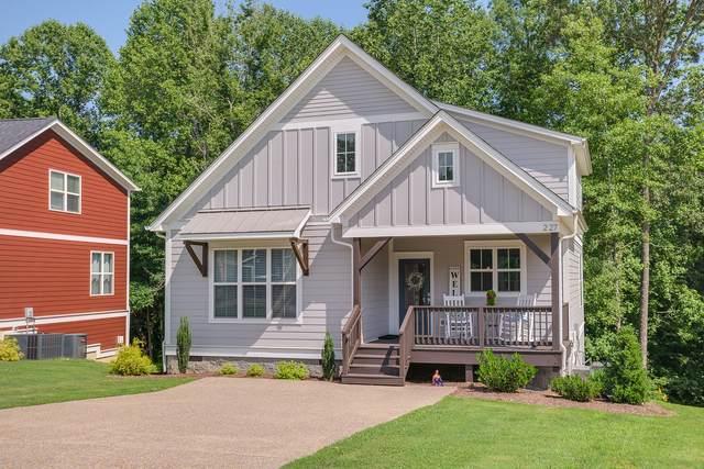 227 Evans Dr, Tullahoma, TN 37388 (MLS #RTC2274897) :: Village Real Estate