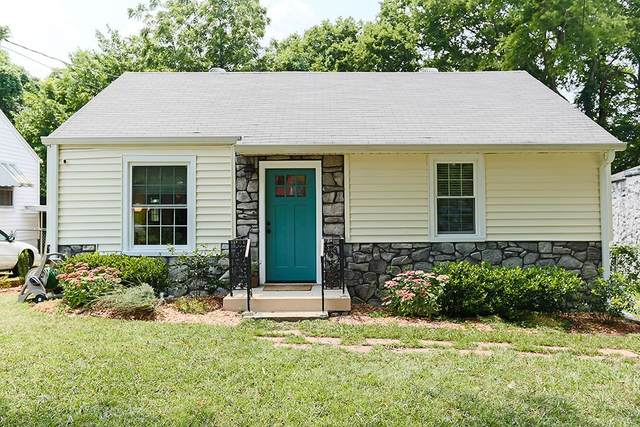 1125 39th Ave N, Nashville, TN 37209 (MLS #RTC2274960) :: Exit Realty Music City