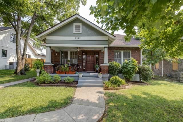 1512 Woodland St, Nashville, TN 37206 (MLS #RTC2274980) :: Fridrich & Clark Realty, LLC