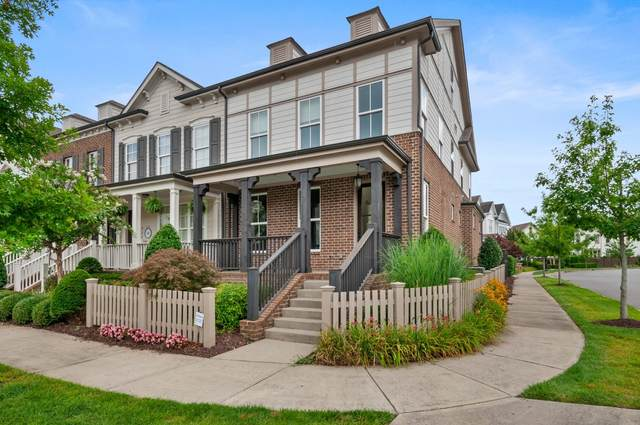 901 Jewell Ave, Franklin, TN 37064 (MLS #RTC2274983) :: Village Real Estate