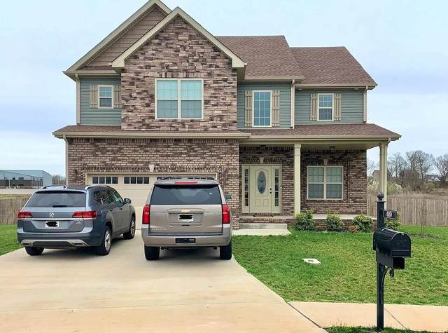 619 Larkspur Dr, Clarksville, TN 37043 (MLS #RTC2275000) :: Your Perfect Property Team powered by Clarksville.com Realty