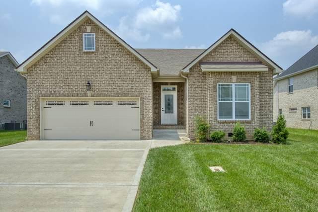 1420 Hereford Blvd, Clarksville, TN 37043 (MLS #RTC2275023) :: Kimberly Harris Homes