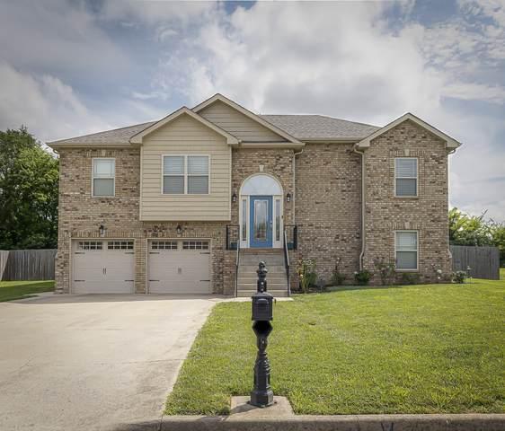 3717 Harvest Rdg, Clarksville, TN 37040 (MLS #RTC2275041) :: Kimberly Harris Homes