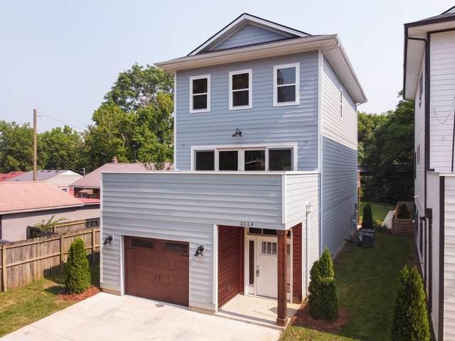 2114 Greenwood Ave, Nashville, TN 37206 (MLS #RTC2275053) :: Fridrich & Clark Realty, LLC
