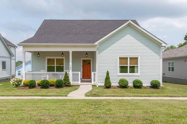 103 Ellersly Way, Kingston Springs, TN 37082 (MLS #RTC2275056) :: Fridrich & Clark Realty, LLC