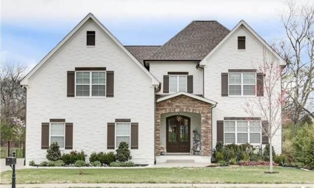1374 Round Hill Ln, Spring Hill, TN 37174 (MLS #RTC2275059) :: Nashville on the Move