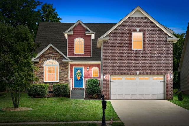 1487 Brew Moss Drive, Clarksville, TN 37043 (MLS #RTC2275084) :: Your Perfect Property Team powered by Clarksville.com Realty