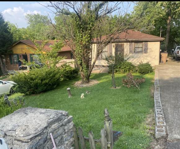 2307 Burns St, Nashville, TN 37216 (MLS #RTC2275175) :: Candice M. Van Bibber | RE/MAX Fine Homes