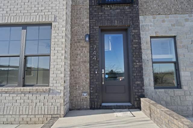 732 Inspiration Blvd #3, Madison, TN 37115 (MLS #RTC2275185) :: John Jones Real Estate LLC