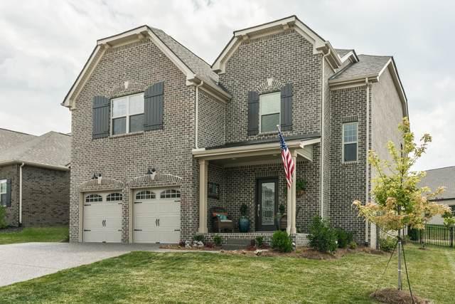 110 Grindstone Drive, Gallatin, TN 37066 (MLS #RTC2275192) :: The Godfrey Group, LLC