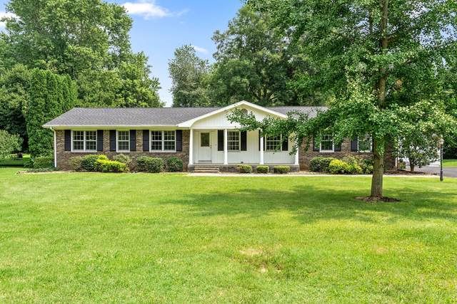 2708 Cox Mill Rd, Hopkinsville, KY 42240 (MLS #RTC2275214) :: Nashville on the Move